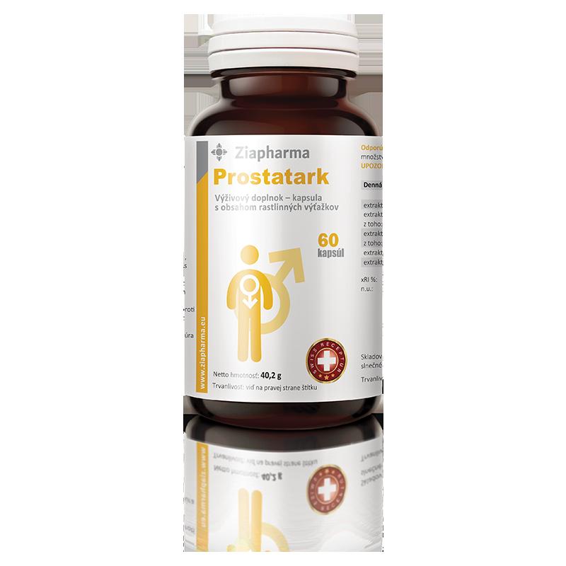vyzivovy pripravok na prostatu Prostatark