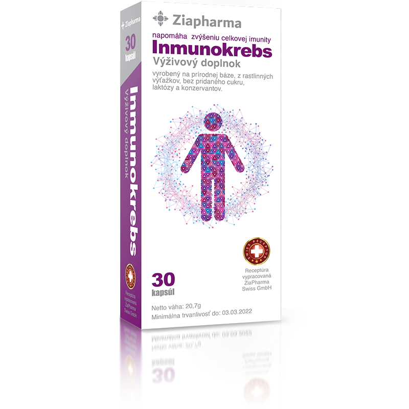 Inmunokrebs - výživový doplnok na posilnenie imunity
