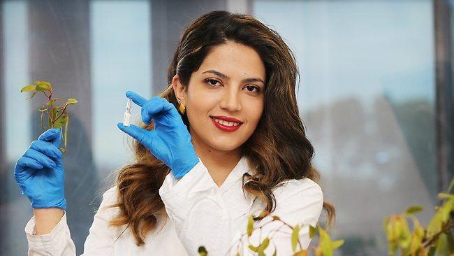 Zahra Lotfalli