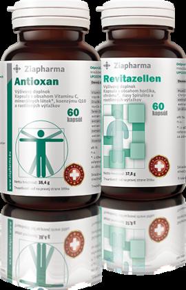 Antioxan a Revitalizen (